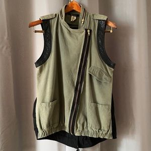 Better Be 80's Inspired Cargo Utility Vest